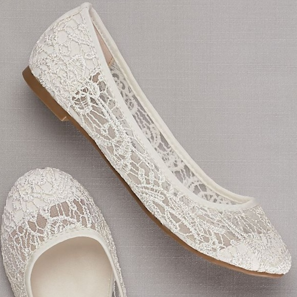 czarny lace ballet pumps coupon code